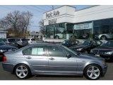 2004 Silver Grey Metallic BMW 3 Series 325i Sedan #25709762