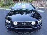 2006 Black Ford Mustang GT Premium Convertible #25710227