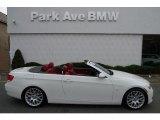 2008 Alpine White BMW 3 Series 328i Convertible #25709768