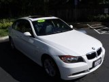 2008 Alpine White BMW 3 Series 328i Sedan #25710242