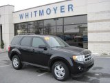 2009 Black Pearl Slate Metallic Ford Escape XLT V6 4WD #25710112