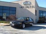 2002 Jet Black BMW 3 Series 325xi Sedan #25709986