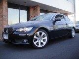 2007 Black Sapphire Metallic BMW 3 Series 335i Coupe #25709836