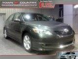 2008 Magnetic Gray Metallic Toyota Camry SE #25752344