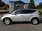 2007 Brilliant Silver Metallic Nissan Murano SL AWD #25752544