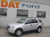 2009 Brilliant Silver Metallic Ford Escape XLT V6 4WD #25752083