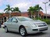 2008 Silver Birch Metallic Ford Fusion SE #25752098