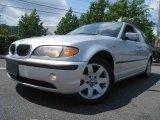 2003 Titanium Silver Metallic BMW 3 Series 325xi Wagon #25752593