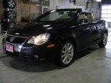 2007 Thunder Blue Metallic Volkswagen Eos 2.0T #25752130