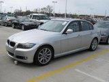2009 Titanium Silver Metallic BMW 3 Series 328i Sedan #25752297