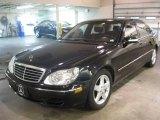 2004 Black Mercedes-Benz S 430 Sedan #25752308