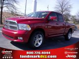 2010 Dodge Ram 1500 Sport Quad Cab Data, Info and Specs