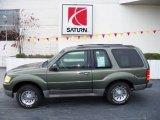 2001 Spruce Green Metallic Ford Explorer Sport #25792892