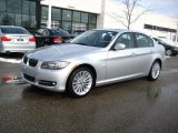 2010 Titanium Silver Metallic BMW 3 Series 335i xDrive Sedan #25792592