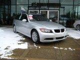 2007 Titanium Silver Metallic BMW 3 Series 328xi Wagon #25792594