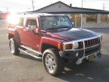 2009 Sonoma Red Metallic Hummer H3 Alpha #25793035