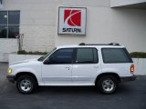 1997 Oxford White Ford Explorer XLT 4x4 #25792895
