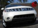 2003 Glacier White Pearl Nissan Murano SL #25792597
