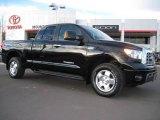 2007 Black Toyota Tundra Limited Double Cab 4x4 #25792436