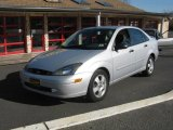 2003 CD Silver Metallic Ford Focus ZTS Sedan #25793056