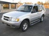 2001 Silver Frost Metallic Ford Explorer Sport 4x4 #25793090