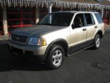 2003 Harvest Gold Metallic Ford Explorer XLT 4x4 #25793092