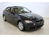 2007 Monaco Blue Metallic BMW 3 Series 328xi Sedan #25792804