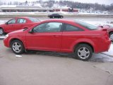 2007 Victory Red Chevrolet Cobalt LS Coupe #25793120