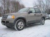 2003 Mineral Grey Metallic Ford Explorer XLT 4x4 #25792817