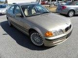 2001 Sahara Beige Metallic BMW 3 Series 330i Sedan #25792655