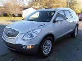 2010 Quicksilver Metallic Buick Enclave CX #25792836