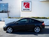 2006 Nighthawk Black Pearl Acura RSX Type S Sports Coupe #25792953