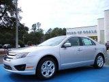 2010 Brilliant Silver Metallic Ford Fusion SE #25792547