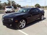 2010 Black Chevrolet Camaro LT Coupe #25792967
