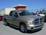 2003 Light Almond Pearl Dodge Ram 1500 SLT Quad Cab #25792710