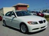 2007 Alpine White BMW 3 Series 328i Sedan #25792715