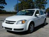 2007 Summit White Chevrolet Cobalt LT Sedan #25792574