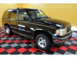 1997 Black Ford Explorer XLT 4x4 #25792736