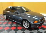 2000 Anthracite Metallic BMW 5 Series 540i Sedan #25792737