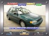 1998 Subaru Impreza L Wagon Data, Info and Specs