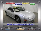 2003 Sterling Silver Metallic Mitsubishi Eclipse GTS Coupe #25841987