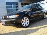 2004 Jet Black BMW 3 Series 325xi Sedan #25841539