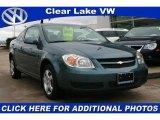 2007 Blue Granite Metallic Chevrolet Cobalt LT Coupe #25842013