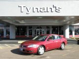 2006 Sport Red Metallic Chevrolet Impala SS #25841566