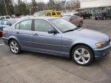 2004 Steel Blue Metallic BMW 3 Series 330xi Sedan #25841896