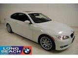 2008 Alpine White BMW 3 Series 328i Coupe #25841720