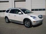 2009 White Opal Buick Enclave CXL AWD #25841475