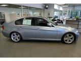2009 Blue Water Metallic BMW 3 Series 335i Sedan #25841508