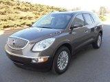 2010 Cocoa Metallic Buick Enclave CXL #25841950