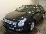 2008 Dark Blue Ink Metallic Ford Fusion SEL V6 #25841512